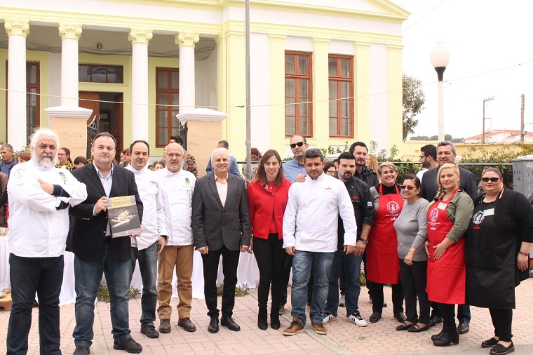 2nd Cooking Contest in Massari of Rhodes