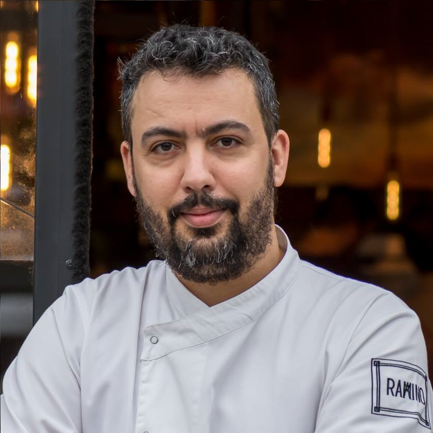 Christos Giatrakos - EXECUTIVE CHEF