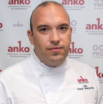 Daniil Chantzaridis - CHEF