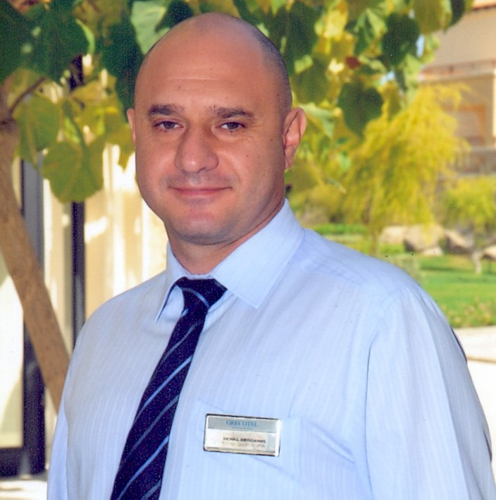 Michalis Xirogiannis - YIELD AND REVENUE MANAGER