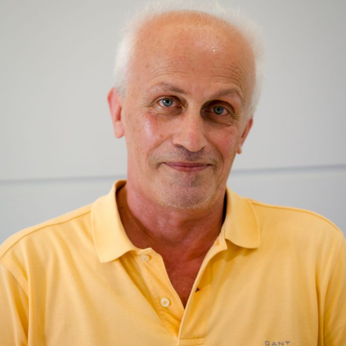 Stathis Skanlalidis - Teacher of Italian Language