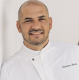 Dimitris Kontaratos - FOOD TECHNOLOGIST/ R&D CHEF