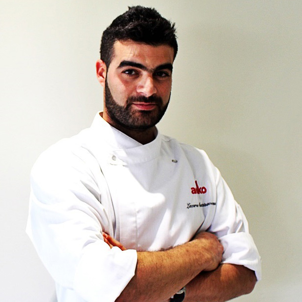 Lazaros Chatzisavvas - EXECUTIVE PASTRY CHEF