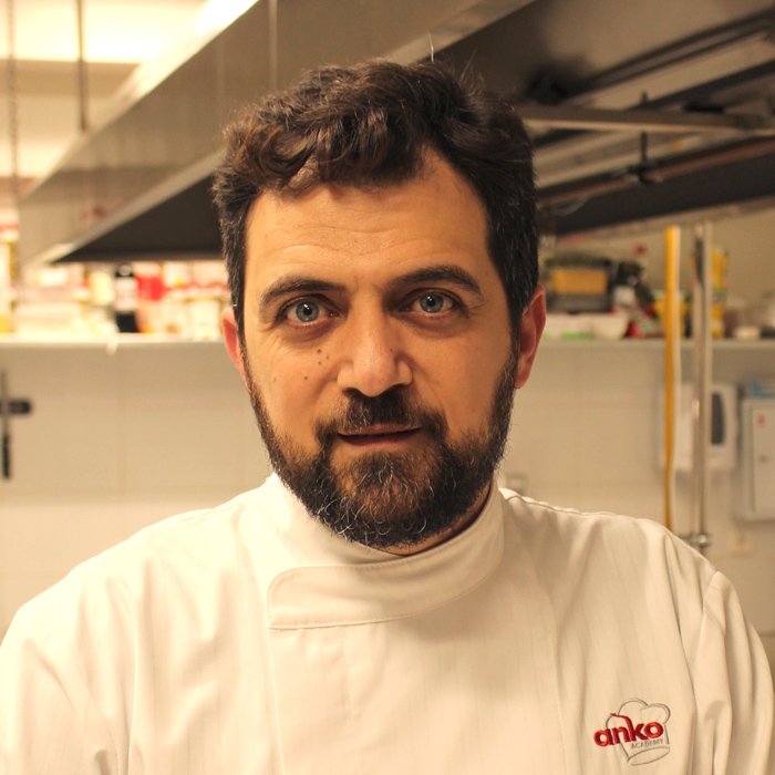 Iraklis Mpakalis - EXECUTIVE CHEF A LA CARTE
