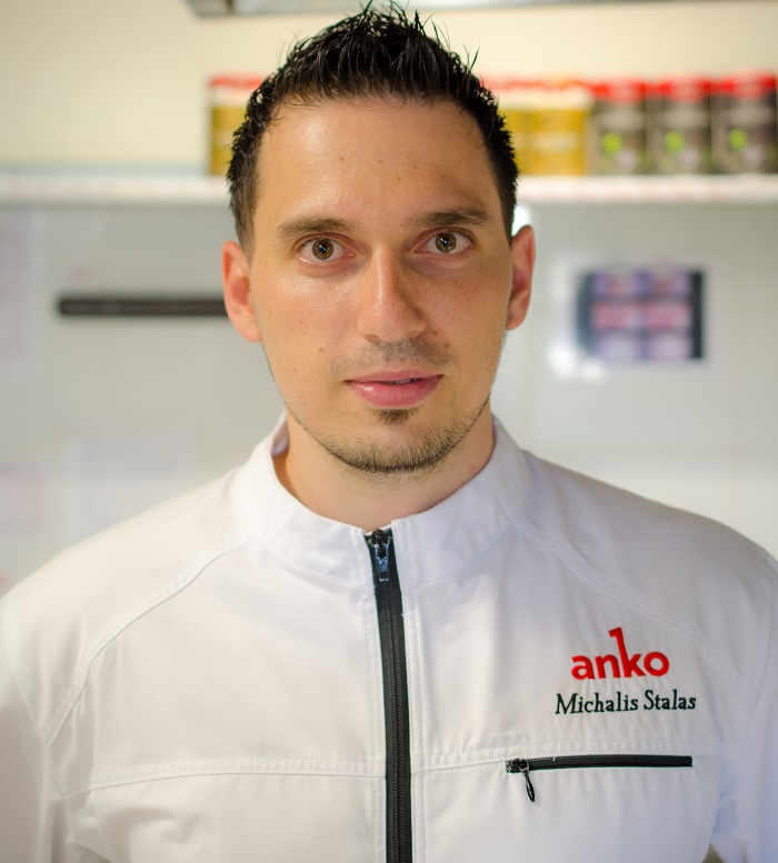 Michalis Stalas - EXECUTIVE CHEF